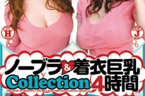 JULIA Boin – Big Breast Collect 4 Hours